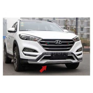 Hyundai Tucson Front and Back Bumper Protector 2020