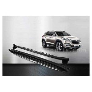Hyundai Tucson Side Step Cayenne 2020