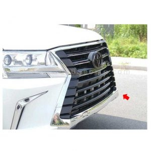 Toyota Land Cruiser FJ200 Front Bumper LX570 Style 2016-2020