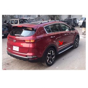 Kia Sportage Chrome Door Moulding 2019-2020