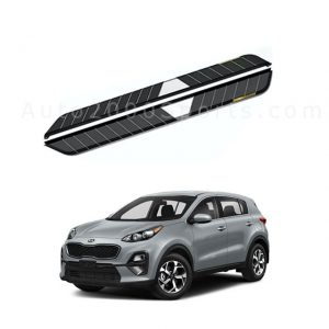 Kia Sportage Side Steps with LED Light 2019-2020