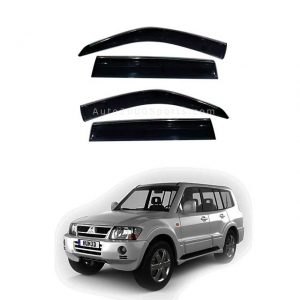 Mitsubishi Pajero Air Press Window Visors 2000-2005