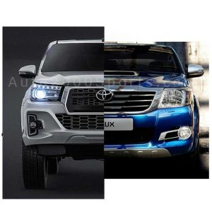 Toyota Hilux Conversion Revo to Rocco V3 RBT 2016-2020