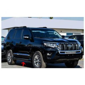Toyota Land Cruiser Prado FJ150 Side Step Black 2009-2017