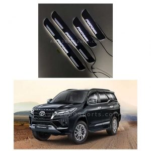 Toyota Fortuner 3D Running Door Sill 2017-2020