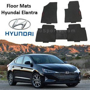 Hyundai Elantra Pvc Mats 2021